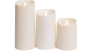 "LUD 5/7/9 ""Moving Flame Candle"
